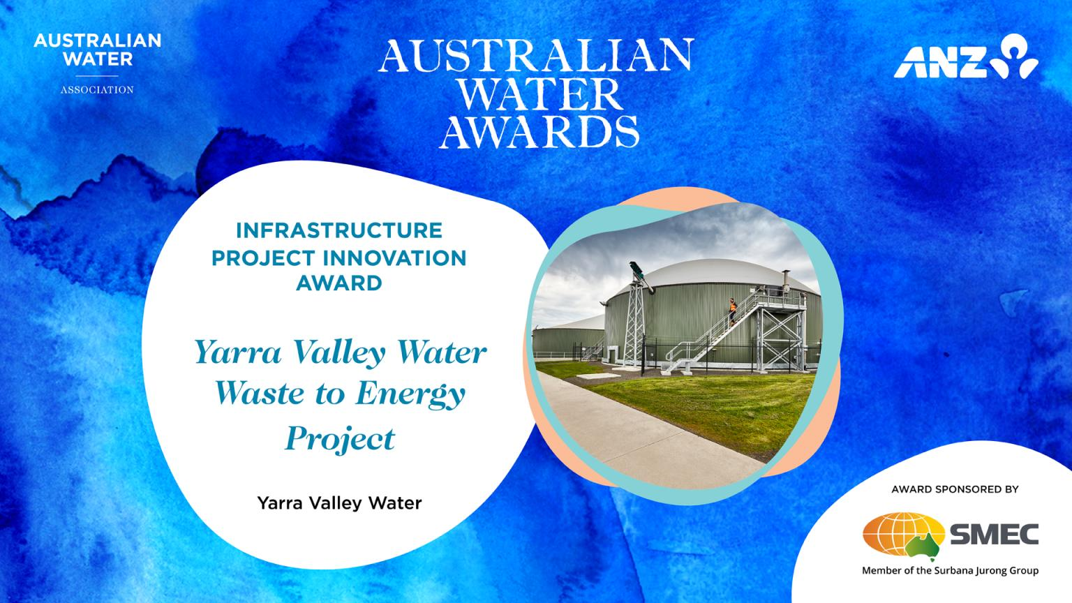 infrastructure project innovation award